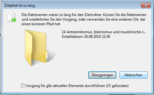 Liebes Windows